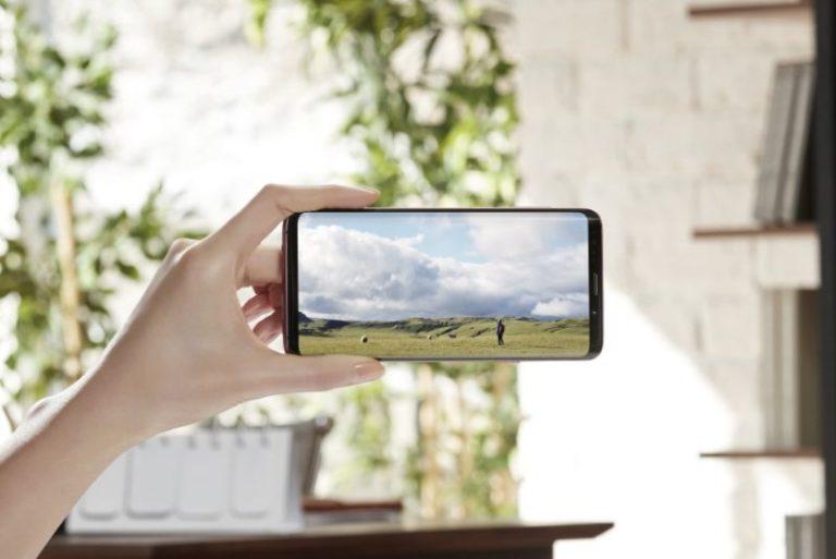 256 GB kapasiteli Samsung galaxy S9+ Türkiye'de!