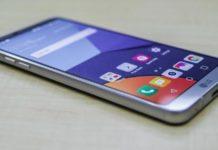 LG G6 için Android Oreo