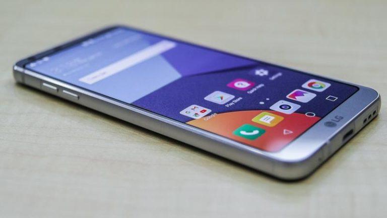 LG G6 için Android Oreo çıktı!
