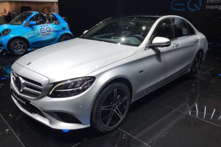 Yeni Mercedes-Benz C-Serisi yola çıkmaya hazır!