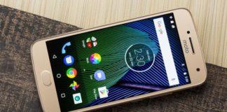 Moto G5 için Android Oreo