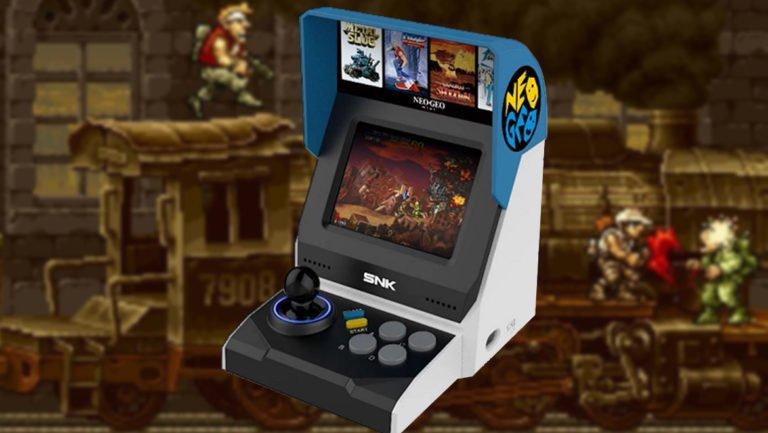 Neo Geo Mini geliyor!