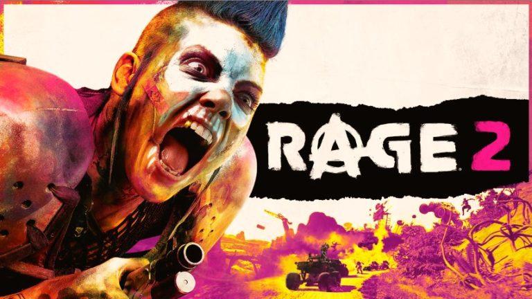 Rage 2 ön inceleme!
