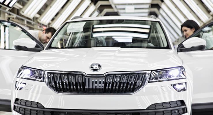 Skoda, SUV üretimini Almanya'ya kaydırıyor!