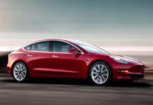 Tesla Model 3 fren güncellemesi