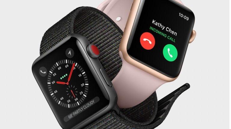LTE destekli Apple Watch 3, yeni ülkelerde satışa çıkıyor