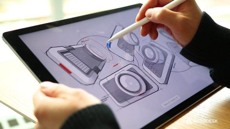 125 TL'lik Autodesk Sketchbook ücretsiz oldu!