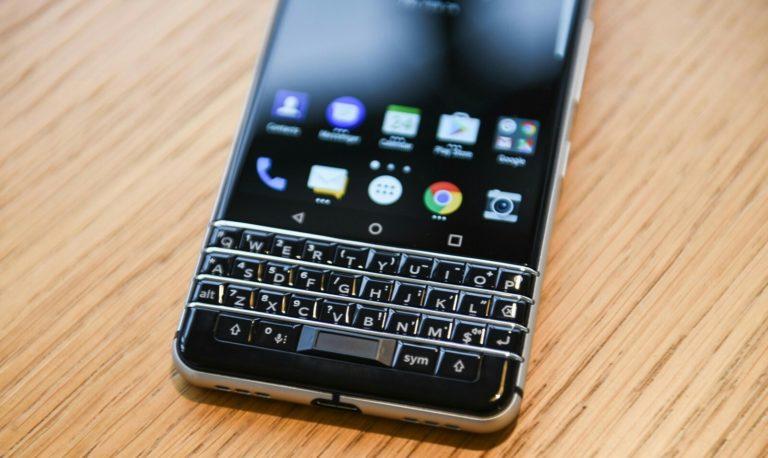 BlackBerry Key2 çıkış tarihi netlik kazandı