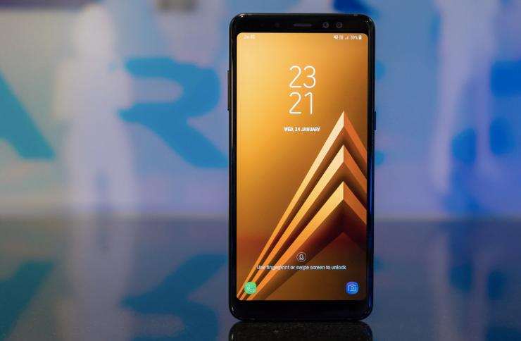 Galaxy A8 için Oreo güncellemesi geliyor