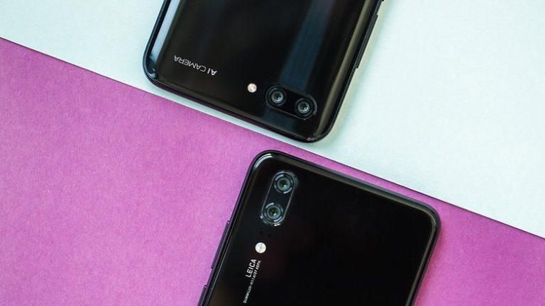 Honor 10 ve Huawei P20 karşılaştırması