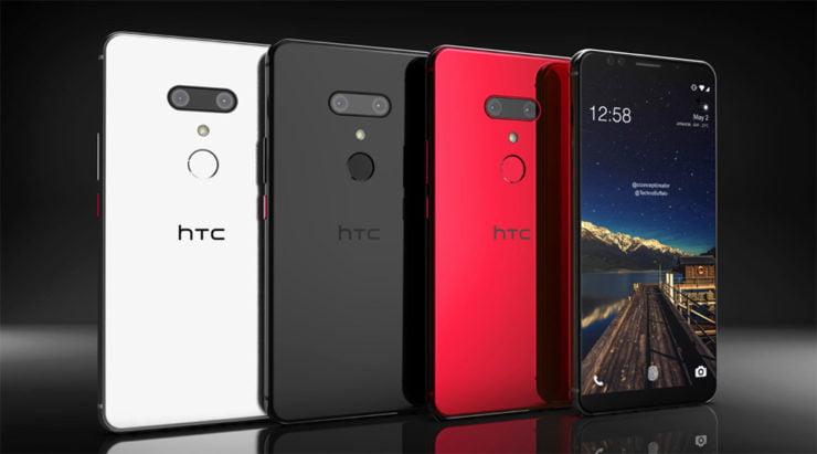 HTC U12+ özellikleri ile ilgili tüm detaylar