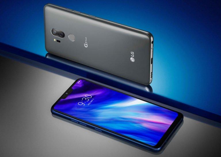 LG G7 ThinQ ve Huawei P20 Pro karşılaştırması