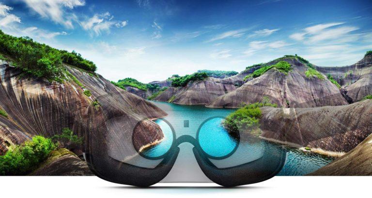Dünyanın en yüksek çözünürlüklü VR ekranı üretildi!