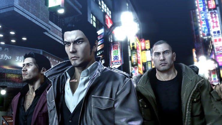 Yakuza 3, 4 ve 5 Remaster olarak PS4'e geliyor!
