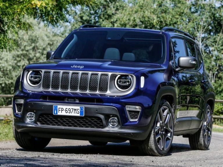 2019 Jeep Renegade geliyor!
