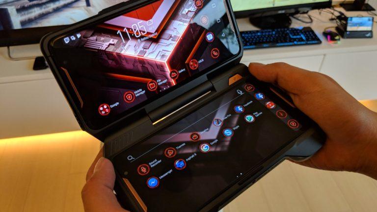 Oyuncu telefonu Asus Rog Phone tanıtıldı!
