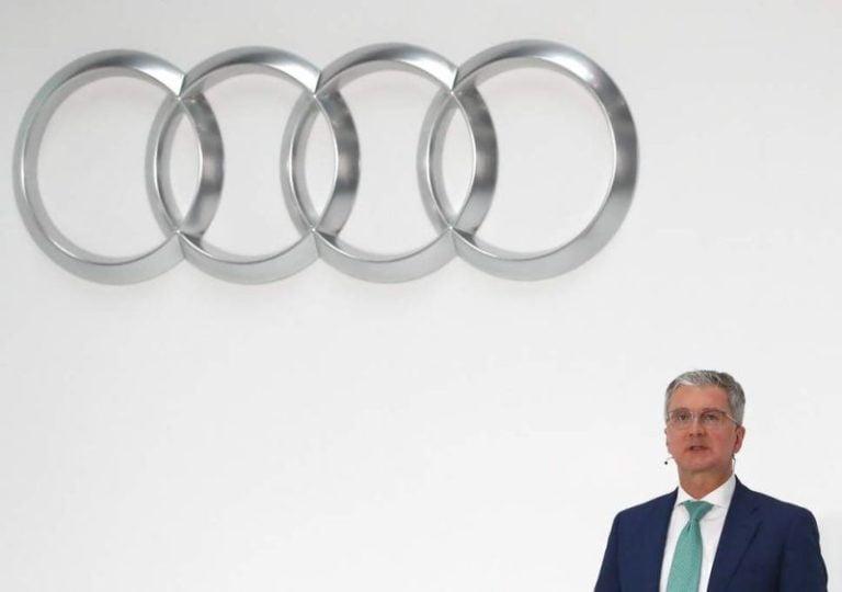 Audi'de yönetim karmaşası!