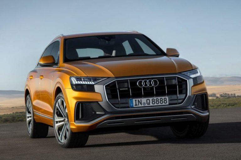 Audi Q8 SUV nihayet ortaya çıktı!