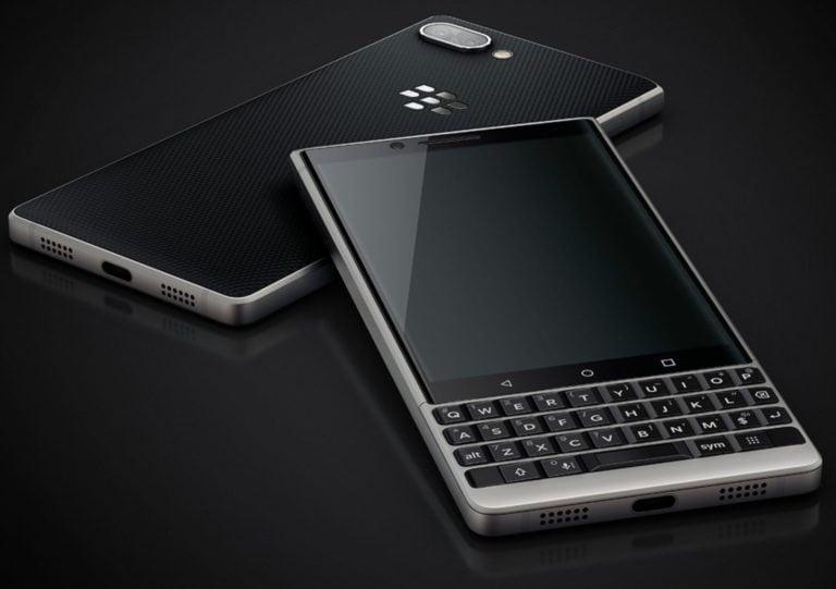 BlackBerry Key2'nin basın görselleri sızdırıldı