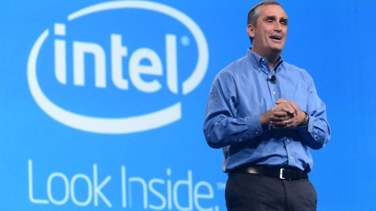 Intel CEO'su istifa etti! Peki, neden?