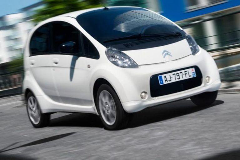 Mini elektrikli Citroen Paris'te görücüye çıkacak!