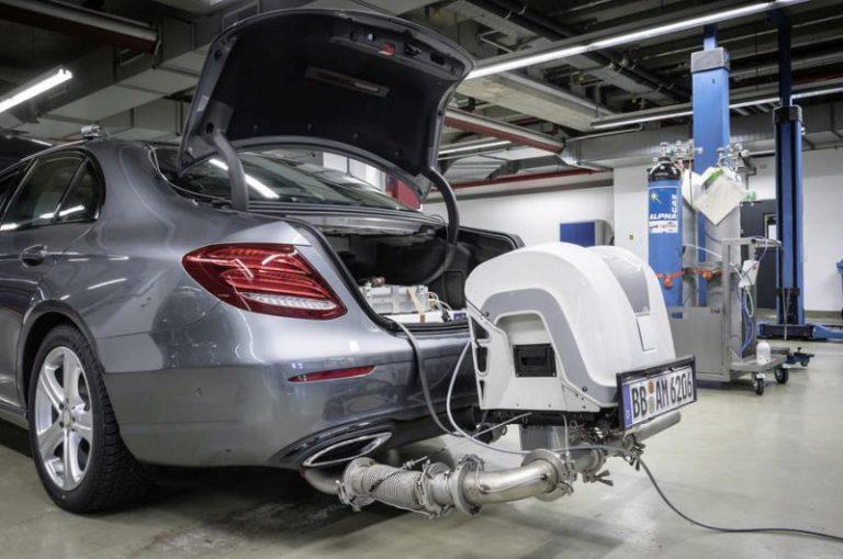 Daimler AG yeni bir emisyon skandalı ile karşı karşıya!