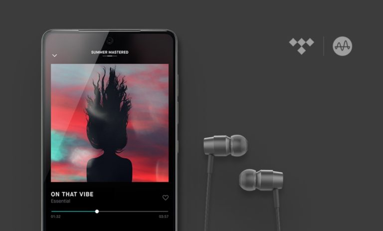 Essential Phone ses konusunda devrim yaratıyor!