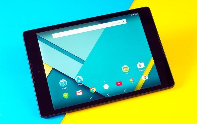 Google tablet bölümünün fişini neden çekti?