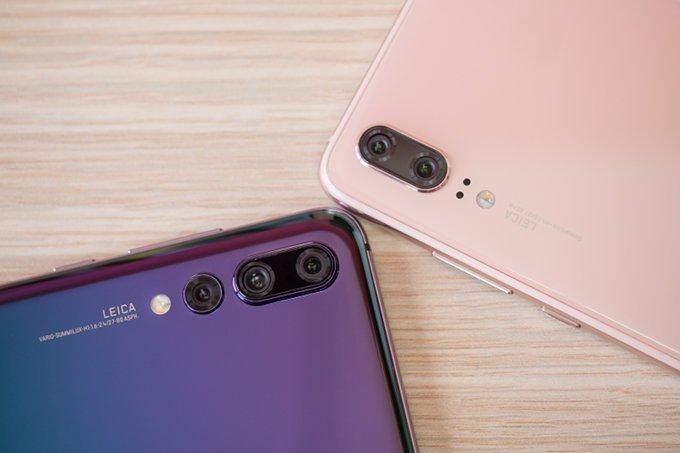 Huawei P20 Pro için beklenen güncelleme geldi!