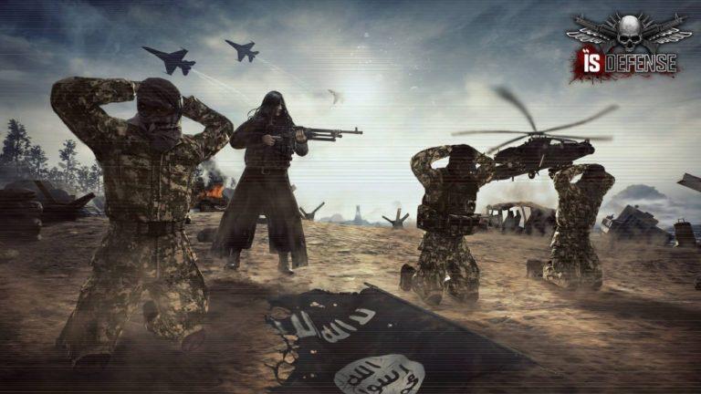 Steam, IŞİD oyunlarını kaldırdı!