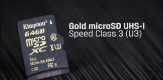 Kingston 64GB Microsdhc Class U3 UHS-I 90R/45W SDCG/64GB