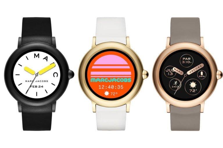 Marc Jacobs'tan yeni akıllı saat