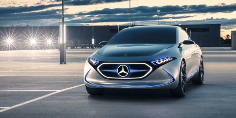 Mercedes-Benz EQA için video geldi!