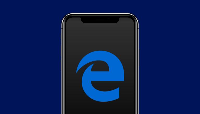 Microsoft Edge'in mobil versiyonu yeni özellikler kazanıyor