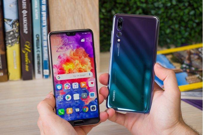 Huawei'nin 5G destekli ilk telefonu yolda