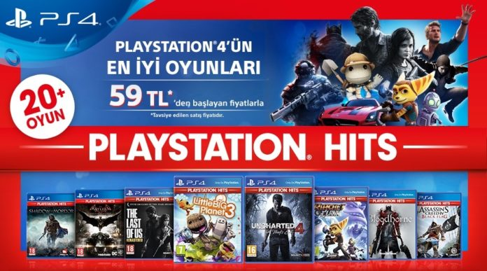 PlayStation Hits