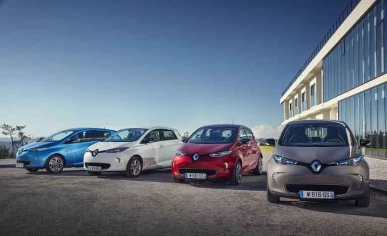 Renault elektrikli otomobiller için dev yatırım planını açıkladı!