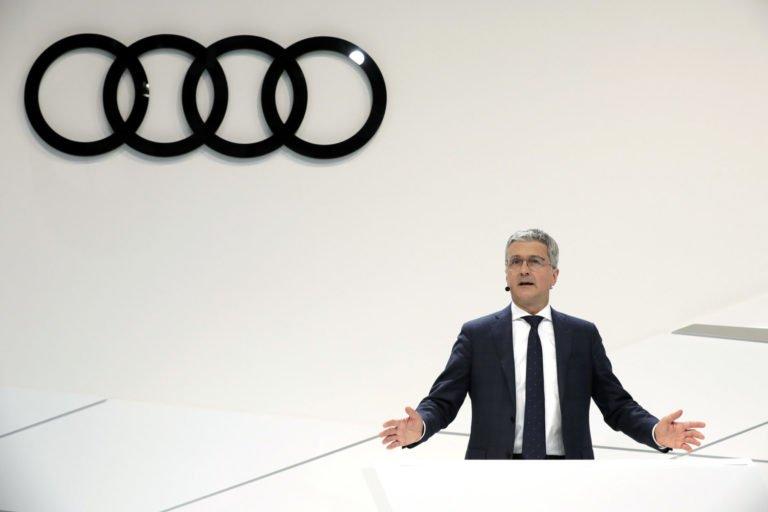 Audi CEO'su Rupert Stadler tutuklandı!