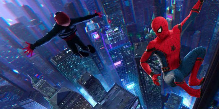 Spider-Man Into the Spider-Verse için yeni fragman