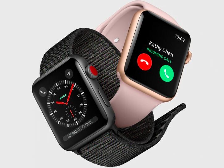 LTE destekli Apple Watch 3, 3 ülkede daha satışa çıkıyor!