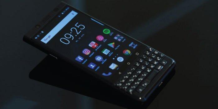 BlackBerry Key2 için pazar ağını genişletiyor