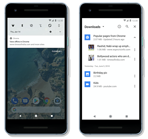 Chrome Android çok kullanışlı bir özellik geldi