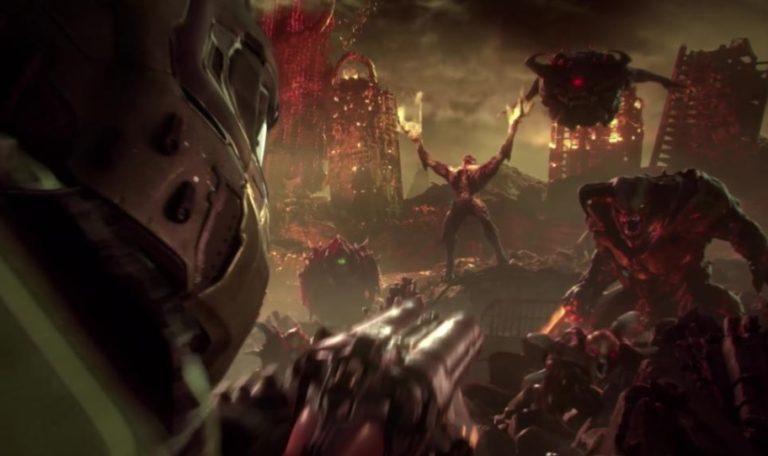 Doom Eternal duyuruldu! İşte ilk bilgiler ve ilk video!