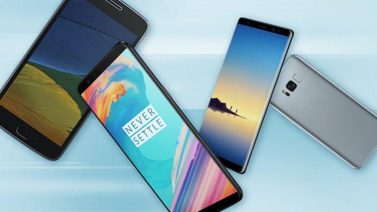 AnTuTu'ya göre en iyi telefonlar – Mayıs 2018!