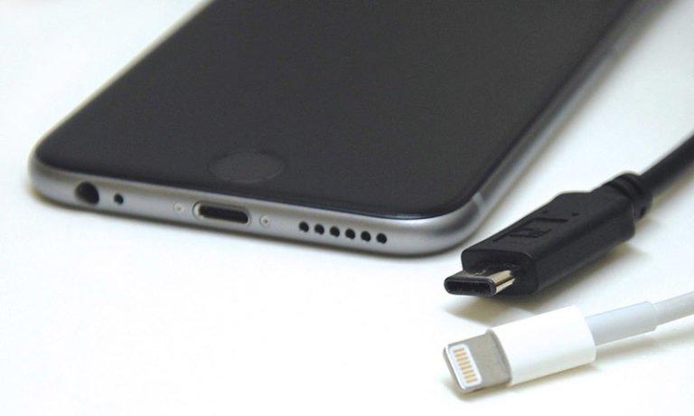 Yeni iPhone'lar Lightning yerine USB Type-C kullanabilir