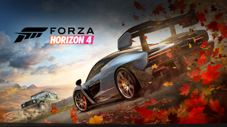 GTA 5 ile oluşturulan Forza Horizon 4 fragmanı!