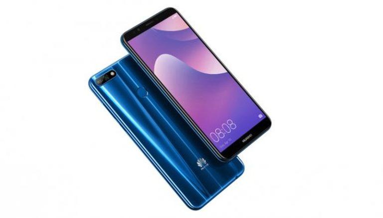 Huawei Y7 2018 Türkiye 'de satışa sunuldu!