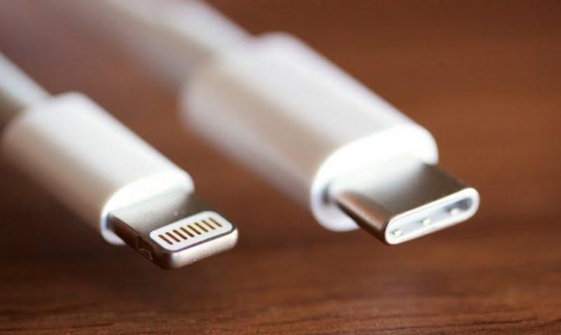 iPhone USB
