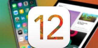 ios 12 alacak iphone modelleri