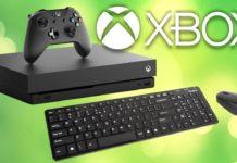 Xbox One için Razer klavye ve mouse